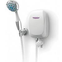 Проточный электро водонагреватель Tesy IWH 50 BA H (душ) 5000 W, консоль, расход воды 2,9 л/мин