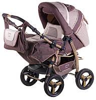 Детская коляска-трансформер Adamex Young 254G
