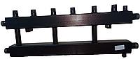 Распределяющий коллектор для системы отопления К-3+1