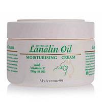 Крем Ланолин с витамином Е и овечьим жиром G&M LanolinCream
