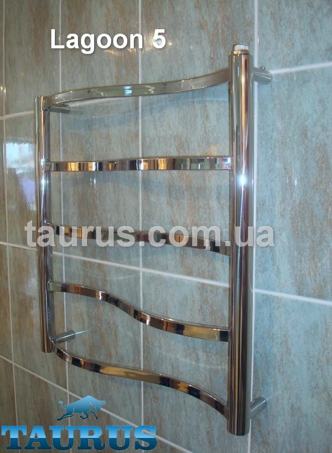 Полотенцесушитель для ванной комнаты Lagoon 5 / 400