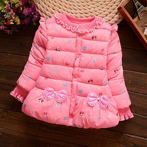 Модні дитячі куртки демісезонні, фото 2