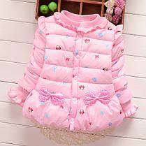 Модні дитячі куртки демісезонні, фото 3