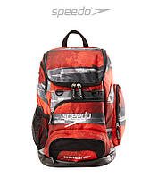Большой рюкзак Speedo Teamster Large 35L (Setting Sun Red), фото 1