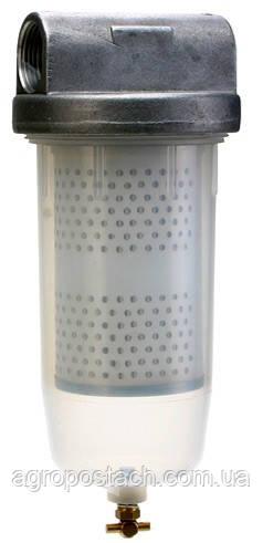 Фильтр сепаратор тонкой очистки топлива бензина, ДТ