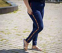 Женские джинсы в больших размерах w-t101569