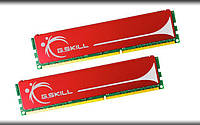 Оперативная память DDR2 1GB 800MHz G.Skill б/у