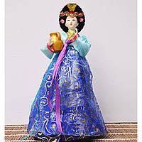 Корейская кукла «Девушка с кувшином»