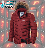 Мужские зимние куртки с мехом