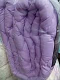 Стёганое одеяло евро 195*210 (микрофибра), фото 8