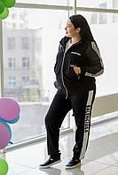 Женский спортивный костюм большого размера (4 цвета) y-t101572