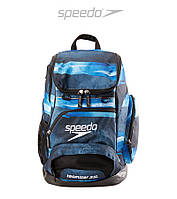 Большой рюкзак Speedo Teamster Large 35L (Setting Sun Blue)