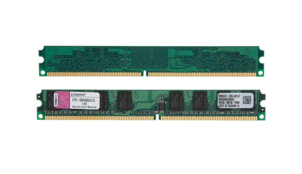 Оперативная память DDR2 1GB Kingston 800MHz