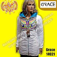 Двусторонние женские куртки
