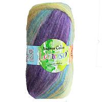 Пряжа Lanoso Angoras Color 810