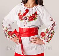 Женская вышиванка в Украине.
