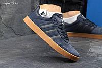 Кроссовки Adidas 350 темно синие Индонезия