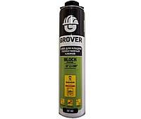 Пена-клей GROVER BLOCK ST50 всесезонная для монтажа газобетонных блоков желтая 750мл