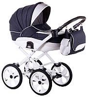 Детская коляска универсальная 2в1 Adamex Sofia pik 11 (Адамекс София, Польша)