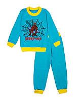 Пижама для мальчика Бирюзовый 100% хлопок