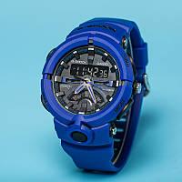 Спортивные наручные часы Casio G-Shock GA-500 Blue