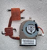 Вентилятор, радиатор ASUS Eee PC 1015, 1015B, 1015T