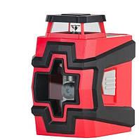 Уровень лазерный 360 град 2 лазерные головки INTERTOOL MT-3052