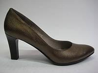 Кожаные элегантные женские туфли ТМ Камея, фото 1