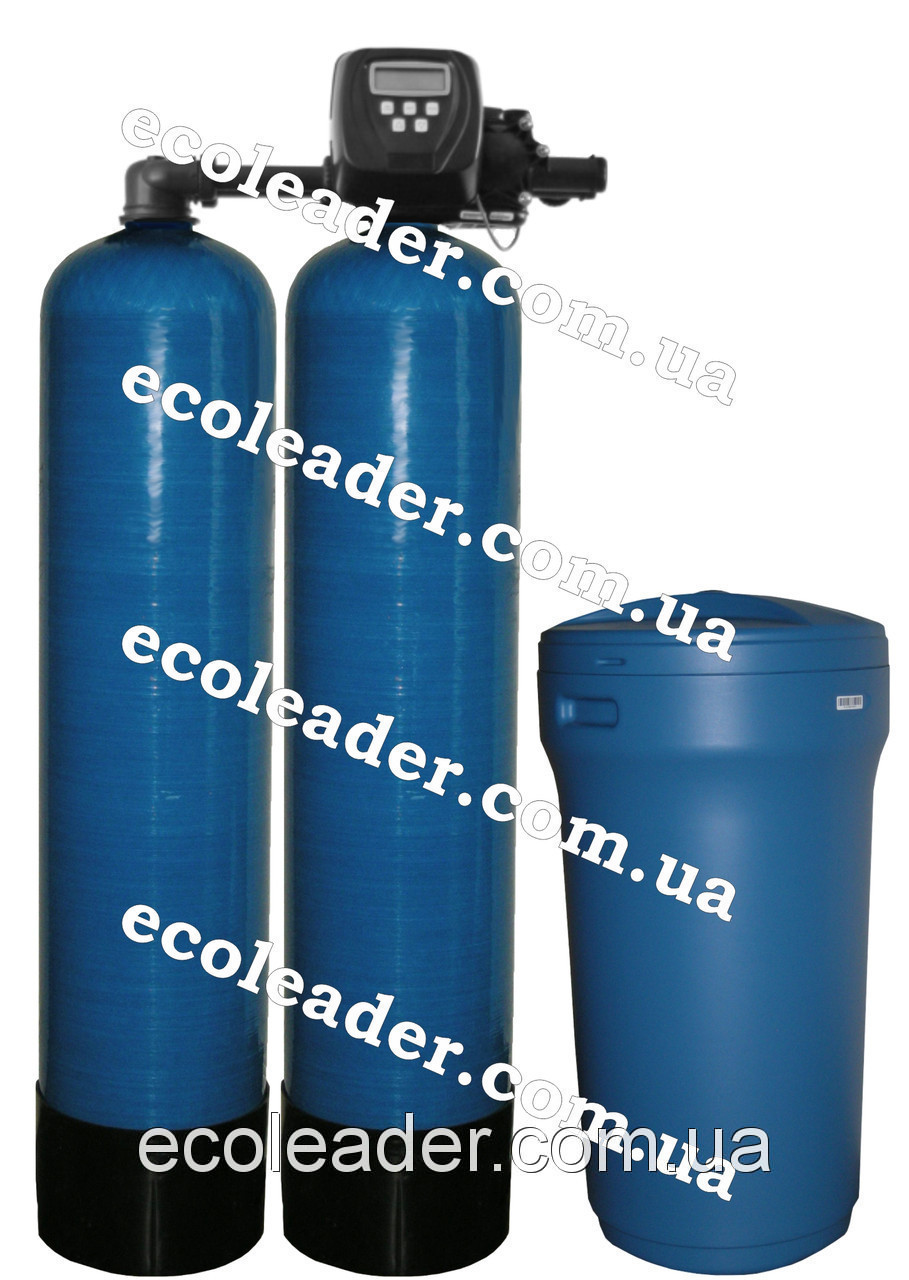 Фильтр для удаления солей жесткости из воды FS200 TWIN, Clack Corporation, USA