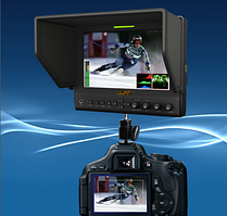 Накамерный монитор Lilliput 663/S/P SDI IPS (663/S/P)