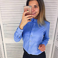 Женская блуза классического стиля