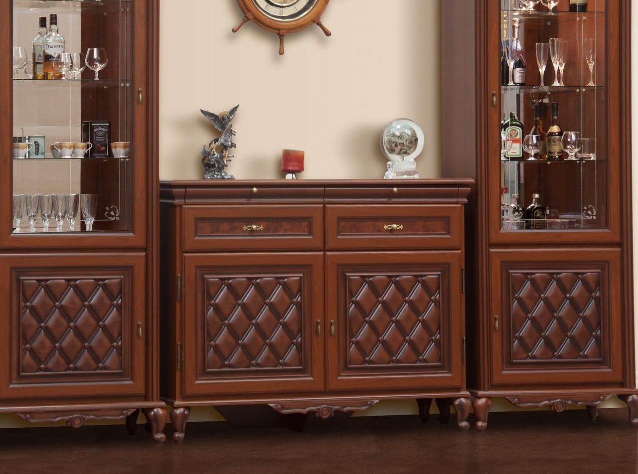 Комод для гостиной 2Д 1.3 Ливорно Світ меблів