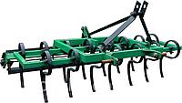 Культиватор пружинный для минитрактора (мототрактора)