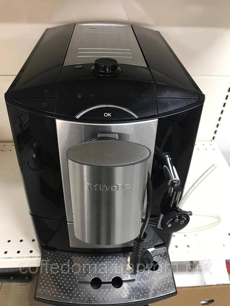 Автоматическая кофемашина Miele CM5100