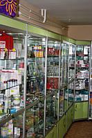 Вітрини для аптек