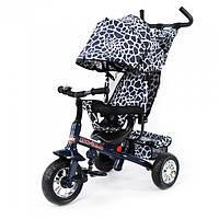 Велосипед трехколесный Zoo-Trike TILLY BT-CT-0005 Dark Blue