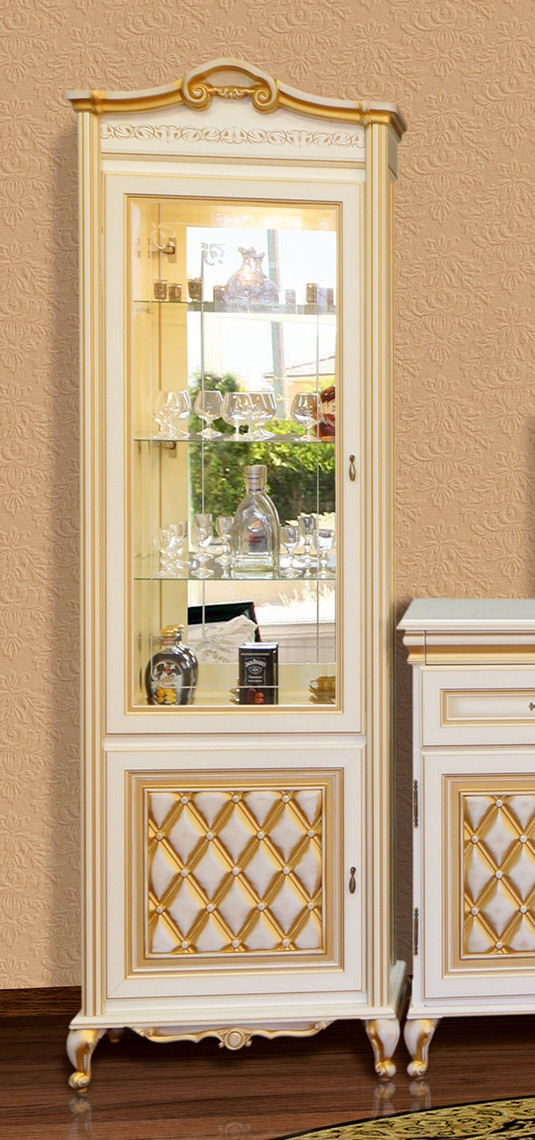 Витрина (сервант)  для гостиной 1Д Ливорно Світ меблів