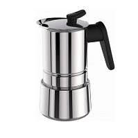 Кофеварка гейзерная Pedrini 02CF037 (240мл) (на 4 чашки)