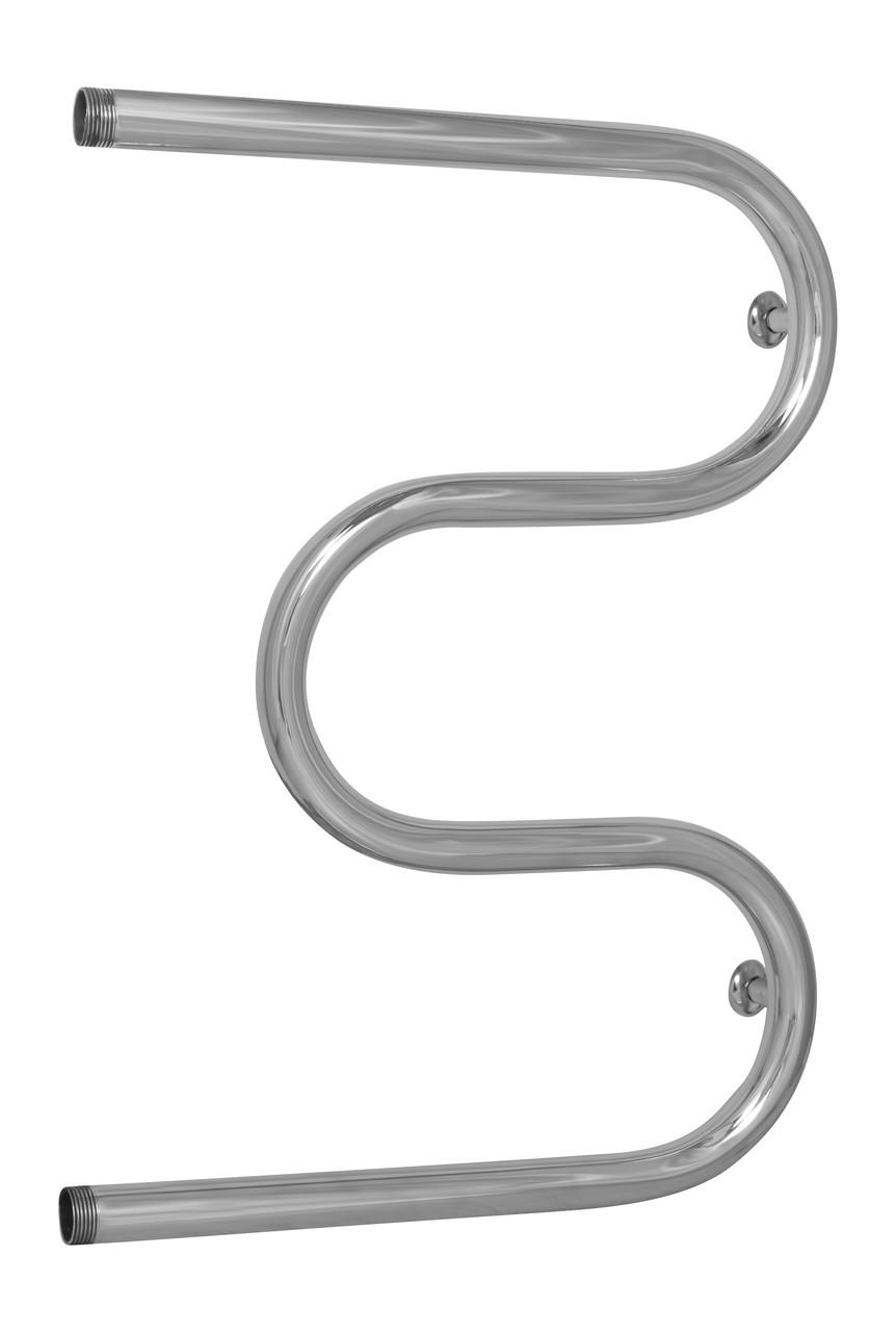 Водяные полотенцесушители Змеевик Люкс 600*500 мм