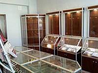 Витрины для ювелирных украшений