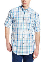 С чем носить клетчатую рубашку?