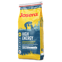 Корм для собак Josera High Energy (Йозера Хай Енерджи) 15 кг