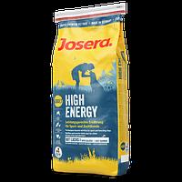 Корм для собак Josera High Energy 15 кг -  Высокое содержание энергии для силы и выносливости