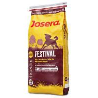 Корм для собак Josera Festival (Йозера Фестиваль) 15 кг