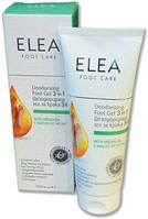 Гель дезодорирующий для ног 3 в 1 с аргановым маслом 100 мл Elea Skin Care