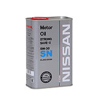 Моторное масло Chempioil (metal) STRONG SAVE-X Nissan 5w30 1л.