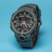 Спортивные, наручные часы Casio G-Shock GA-500 Grey