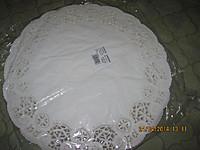 Салфетки для кондитеров под торт высокого европейского качества 32cm. .Венгрия .100шт