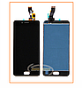 Дисплей Meizu M3 mini с сенсором (тачскрином) Black Original