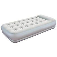 Надувная велюр-кровать 67455